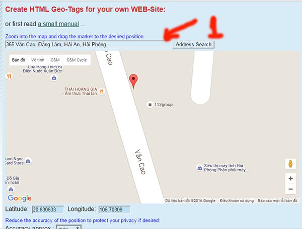 toi uu the geo tags cho web